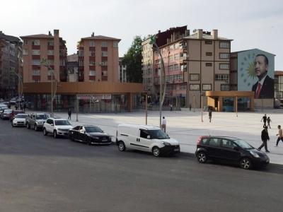 Rize'de Meydan Otoparkı 3 Gün Daha Ücretsiz