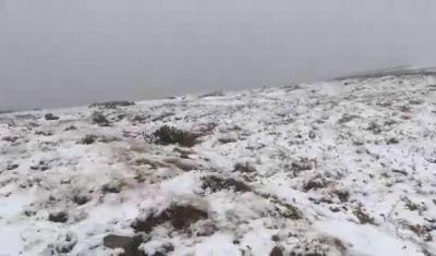 Rize'de Önce Hortum, Sonra Yağmur Ardından da Kar