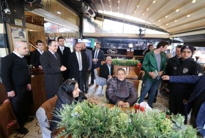 Rize'de Sigara ile Mücadelede Esnaf Ziyaretleri Gerçekleştirildi