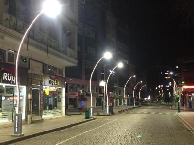 Rize'de Vatandaş İstedi Belediye Yaptı! Rize, Şimdi Daha Işıl Işıl