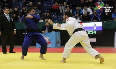 Rizeli Milli Judocular Avrupa Şampiyonu Oldu