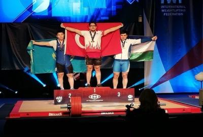 Rizeli Sporcu Onur Demirci Dünya Şampiyonu Oldu