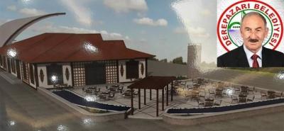 Rize'nin İlk Millet Kıraathanesi Deniz Manzaralı