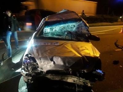 Rize'nin İyidere ilçesinde bayan sürücünün kullandığı otomobilin tırla çarpışması sonucu ölü sayısı 2'ye yükseldi.