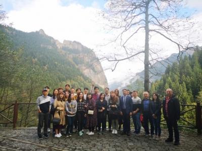Rize'nin Kardeş Ülke Güney Kore'den Misafirleri Var