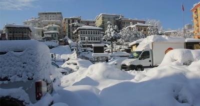 Rize'ye Kar Yağışı Geliyor