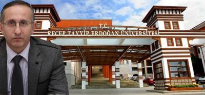 RTEÜ'de Prof. Dr. Kızıltan Dekanlığa Atandı