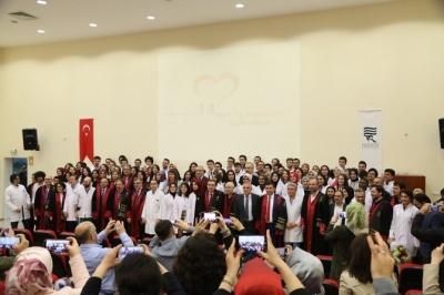 RTEÜ'de Tıp Bayramı Kutlandı