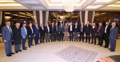 RTSO YİK Üyeleri: Samsun Sarp Demir Yolu Projesi Rize ve Bölgeye Çağ Atlatır