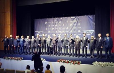 Saadet Partisi Rize Adaylarını Tanıttı