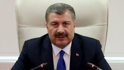 Sağlık Bakanı Fahrettin Koca: Toplu ulaşımda yeni bir oturma düzenine gidilmesi kaçınılmazdır