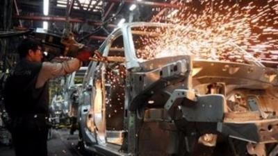 Sanayi üretimi endeksinde artış