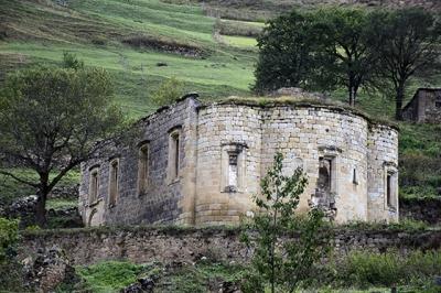 Santa Harabeleri'nde yarım asırlık sessizlik