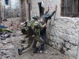 Silopi'de terör örgütü PKK'dan kaçan 5 terörist, güvenlik güçlerine teslim oldu.