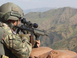 Son 1 haftada 33 terörist öldürüldü