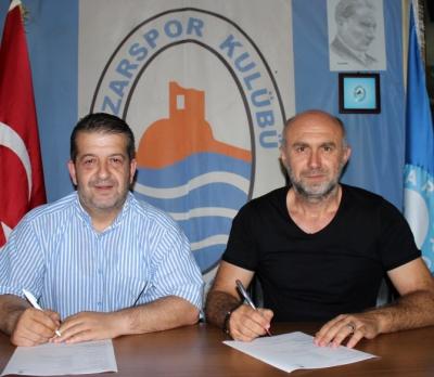 Spor Toto 3. Lig ekiplerinden Pazarspor, teknik direktörlüğe Tuğrul Metin'i getirdi.
