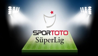 Spor Toto Süper Lig 27-31 hafta programı açıklandı