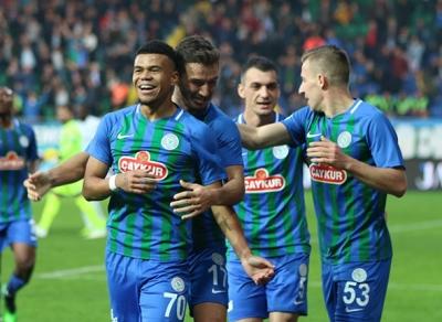 Süper Lig: Çaykur Rizespor: 3 - Konyaspor: 1