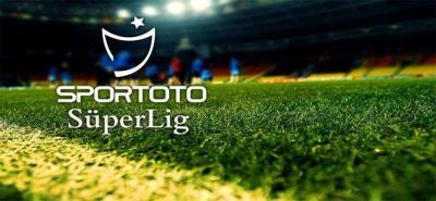 Süper Ligde İkinci Yarının 3 Haftalık Programı Açıklandı