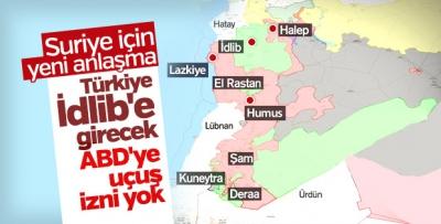 Suriye'de yeni güvenli bölge denemesi