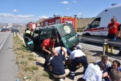 Tatilin 3 günlük kaza bilançosu: 49 ölü, 206 yaralı