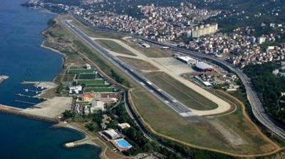 Trabzon Havalimanı'nda yolcu sayısı yüzde 24 arttı