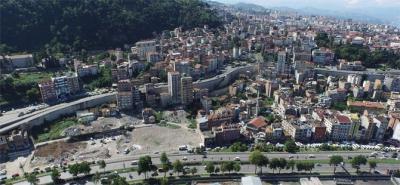 Trabzon'da Kamulaştırma Tıkır Tıkır Rize'de Tık yok