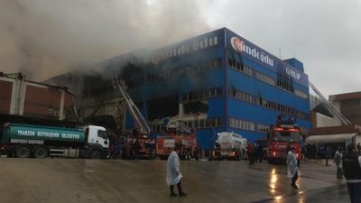 Trabzon'daki yangınla ilgili ilk açıklama!