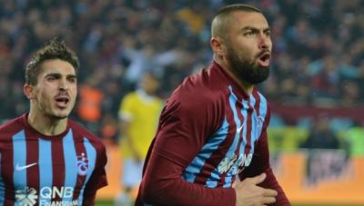 Trabzonspor gole hasret