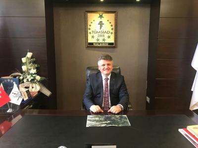 Tümsiad Rize Başkanı Abdulbaki FİL den basın açıklaması