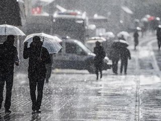 Türkiye genelinde 6 ilde kar yağışı bekleniyor