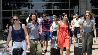 Türkiye'ye gelen turist sayısı 37 milyonu geçti