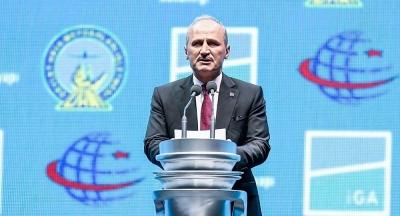 Ulaştırma ve Altyapı Bakanı Turhan, Rize'ye Geliyor