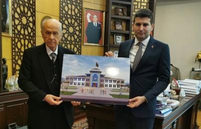 Ülkü Ocakları'dan Kardeş Ülke Azerbaycan'daki Okul Projesi İçin Yardım Kampanyası