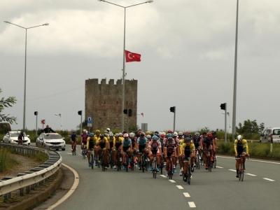 Uluslararası Karadeniz Bisiklet Turu, Rize'de Başladı