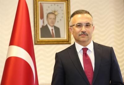 Vali Kemal Çeber'den 14 Mart Tıp Bayramı Mesajı