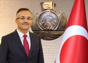 Vali Kemal Çeber'in Çalışan Gazeteciler Günü Kutlama Mesajı