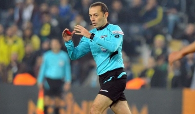Var'da Kırmızı Kartı Vermemişti Çaykur Rizespor Maçını Yönetecek