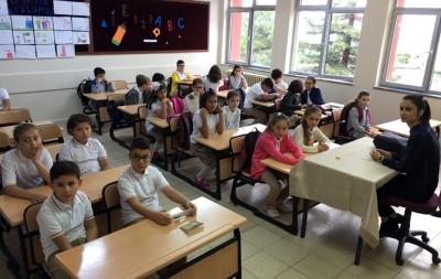 Ve Okullar Açıldı. Rize'de İlk Gün Heyecanı