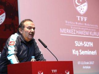 Yusuf Namoğlu hakem iddialarına cevap verdi